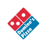 dominos logo, dominos pizza logo,