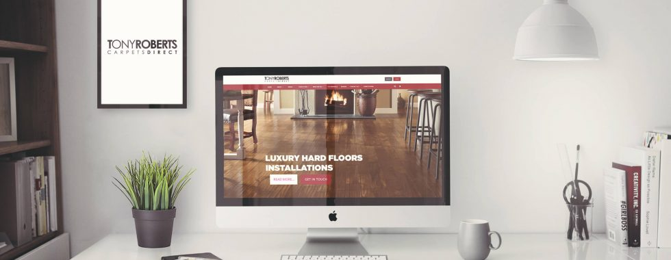 web design, paper voice, paper voice web design, tony roberts, tony roberts carpets, tony roberts carpets direct,