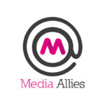 media allies logo, media allies, logo design, logo design newcaslte,