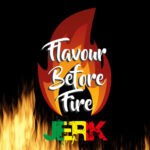 flavour before fire, logo design, paper voice, northeast, north east, chilies, chili, chilli, chili sauce, cullercoats, marc elliott, jerk, jerk sauce,