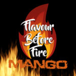 flavour before fire, logo design, paper voice, northeast, north east, chilies, chili, chilli, chili sauce, cullercoats, marc elliott, mango sauce, mango,