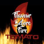 flavour before fire, logo design, paper voice, northeast, north east, chilies, chili, chilli, chili sauce, cullercoats, marc elliott, tomato sauce, tomato,